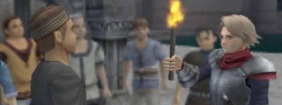 Suikoden IV per PlayStation 2