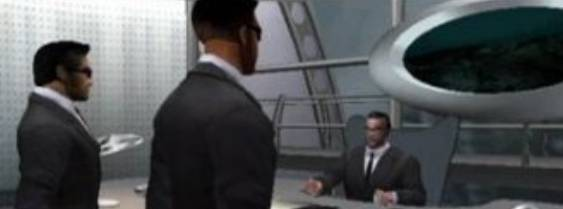 Men in black 2: alien escape per PlayStation 2