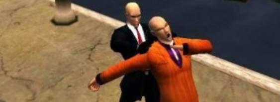 Hitman 2: Silent Assassin per PlayStation 2