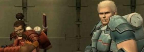 Neo Contra per PlayStation 2