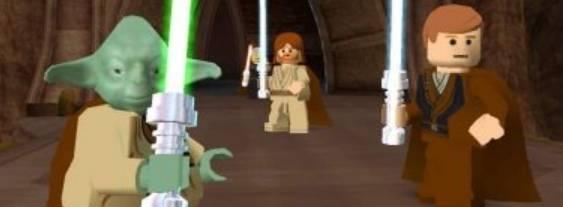 Immagine del gioco LEGO Star Wars: The Video Game per PlayStation 2