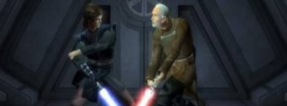 Star Wars Episodio III: La vendetta dei Sith per PlayStation 2