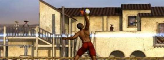Outlaw Volleyball remixed per PlayStation 2