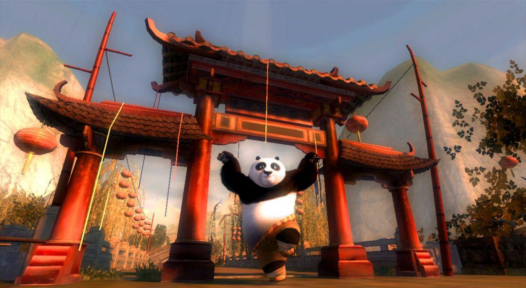 Giochi con panda