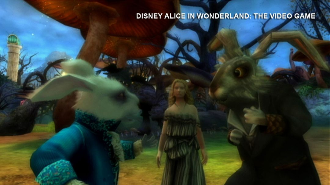 Giochi alice in wonderland
