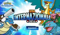 Pokémon annuncia la Sfida internazionale di maggio 2014