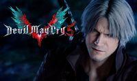 Devil May Cry 5 - Dante in azione nella nuova live di Capcom