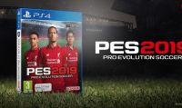 Konami annuncia la Liverpool Edition di PES 2019