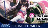 Sakura Wars è ora disponibile su PS4