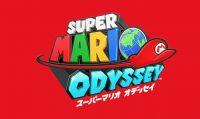 Annunciato Super Mario Odyssey