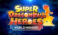 Disponibile da oggi Super Dragon Ball Heroes World Mission