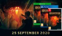 Monstrum sarà disponibile dal 25 settembre