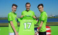 Turtle Beach annuncia la partnership con il Wolfsburg