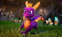 Spyro Reignited Trilogy - Ecco i primi 46 minuti di gioco tratti dalla versione Switch
