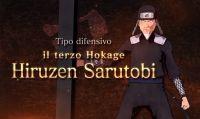 Naruto to Boruto: Shinobi Striker - Hiruzen Sarutobisi unisce alla battaglia