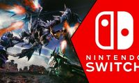 Ecco come appare la Switch dedicata a Monster Hunter XX
