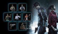 Il nuovo DLC di Resident Evil 2 Remake sblocca tutte le ricompense in-game