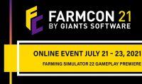 GIANTS SOFTWARE mostrerà il gameplay di Farming Simulator 22 al FarmCon in anteprima mondiale
