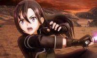 Bandai Namco annuncia  lo sviluppo di Sword Art Online: Fatal Bullet