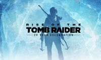 "Svelato il ""peso"" di Rise of the Tomb Raider 20th Year Celebration"