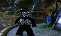 Black Panther arriva su LEGO Marvel Super Heroes 2