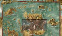 The Witcher 3 - Le dimensioni della mappa di Blood and Wine