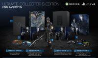 Final Fantasy XV - Square rassicura sulla disponibilità delle Ultimate Collector's Edition