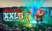 Ecco il primo Teaser Trailer di Asterix & Obelix XXL3 Il Menhir di Cristallo
