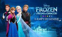 Frozen Lampi di Gemme - App per iOS e Android