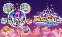 Disney Magical World 2: Enchanted Edition arriverà su Nintendo Switch il 3 dicembre