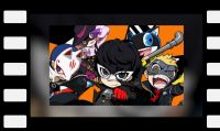 Nuovo character trailer di Persona Q2 New Cinema Labyrinth