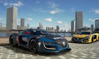 Digital Foundry analizza la beta di Gran Turismo Sport