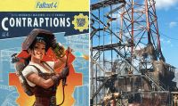 Fallout 4 - Contraptions Workshop è ora disponibile