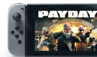 PayDay 2 è ora disponibile anche su Nintendo Switch