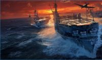 Le portaerei tedesche sono pronte al varo nell'ultimo aggiornamento di World of Warships