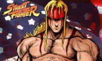 Street Fighter V - Alex si unisce al roster