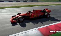 F1 2019 disponibile in questa settimana