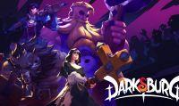 Darksburg, il gioco co-op roguelite, esce il 23 Settembre