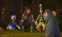 Kingdom Hearts 3 - Sono ora acquistabili i Keyblade 'Verde Fantasma' ed 'Alba Crepuscolare'
