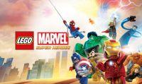 LEGO Marvel Super Heroes sbarca su Nintendo Switch