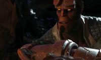 Injustice 2 - Il nuovo lottatore annunciato è Hellboy