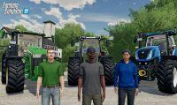 Farming Simulator 22 supporterà il Cross-platform multiplayer