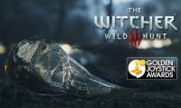 Ai Golden Joystick Awards un nuovo video di The Witcher 3: Wild Hunt