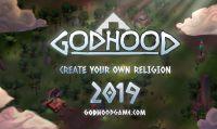 Presentato Godhood, il gioco che vi permetterà di creare la vostra religione
