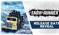 SnowRunner - Svelata la data d'uscita