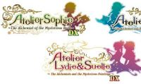 Atelier Mysterious Trilogy Deluxe Pack è ora disponibile