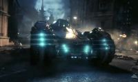 Batman: Arkham Knight - Batmobile  e Battle Mode