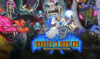 Ghosts 'N Goblins Resurrection è ora disponibile su Nintendo Switch
