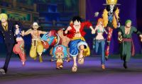 Contenuti pianificati per l'uscita in Europa di One Piece Unlimited World Red