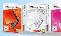New 3DS XL - A novembre tre nuove colorazioni